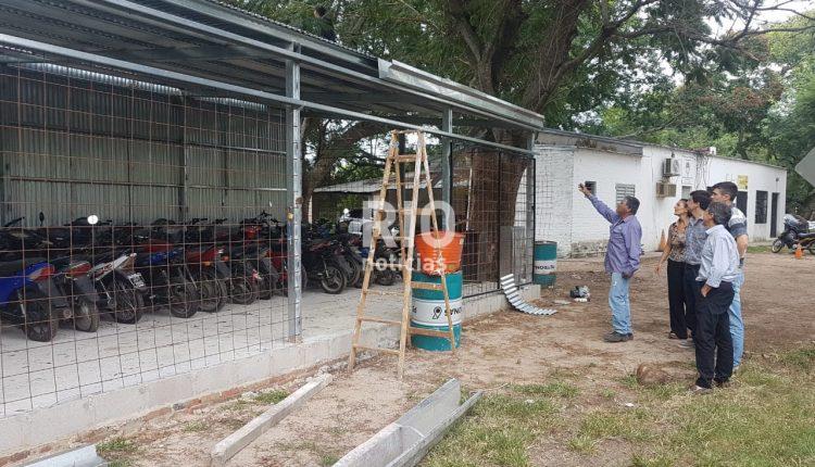 Rincon avanza con las obras del Centro de Habilitación de Conductores