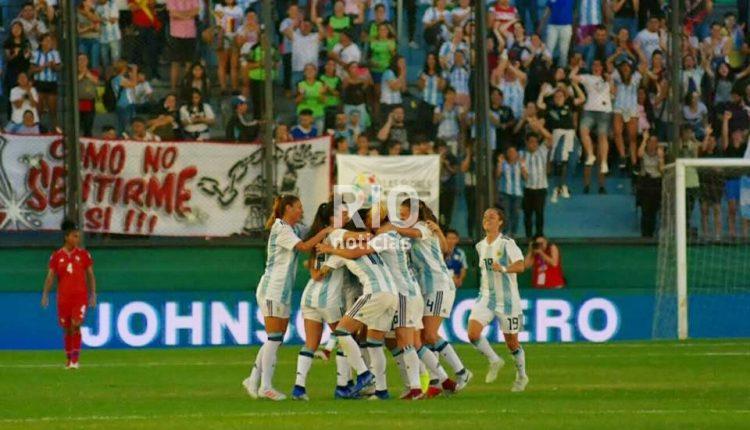 selección argentina futbol femenino